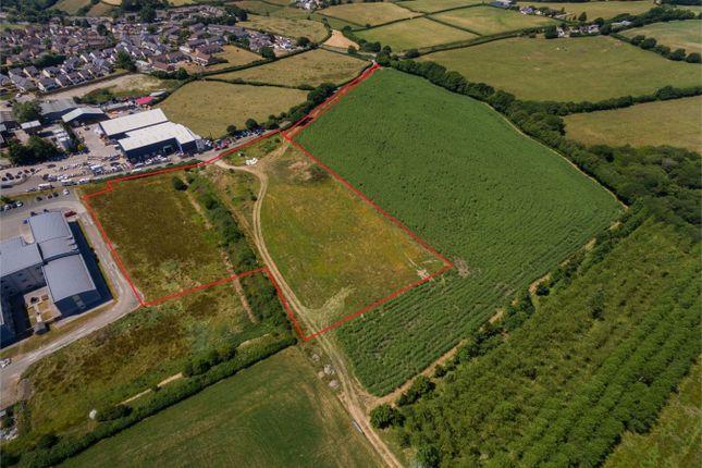 Thumbnail Land for sale in Hatchmoor Estate, Torrington