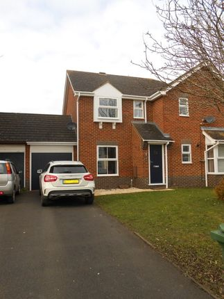 Thumbnail Semi-detached house to rent in St John`S Close, Evesham