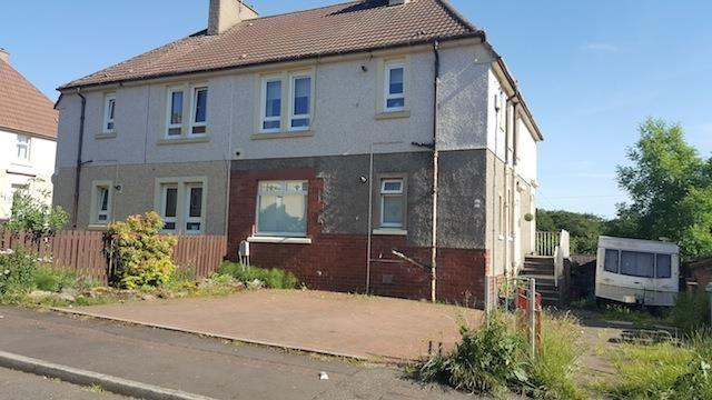 Thumbnail Flat to rent in Burnside Avenue, Calderbank, Airdrie