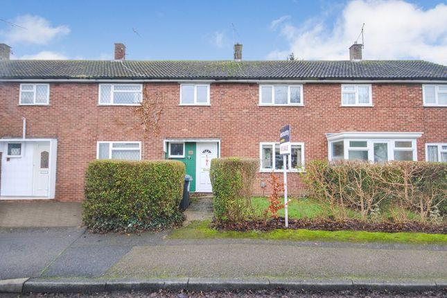 Terraced house for sale in Northfield Road, Sawbridgeworth