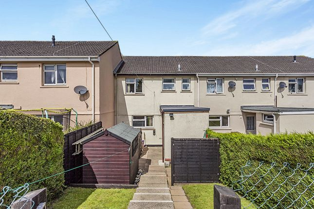 Thumbnail Terraced house for sale in Grenville Gardens, Troon, Camborne