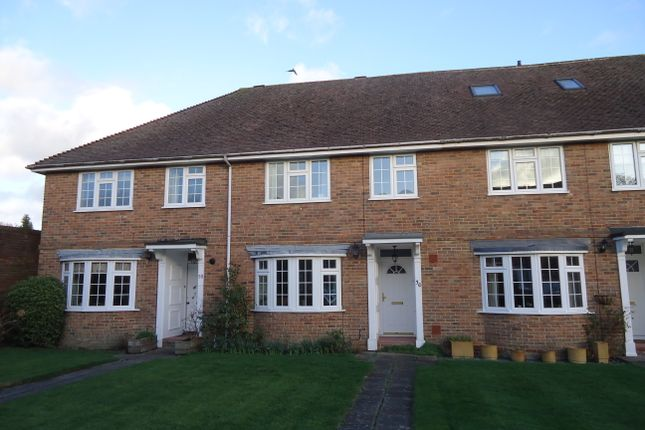 Thumbnail Terraced house to rent in Hallan Close, Crawley