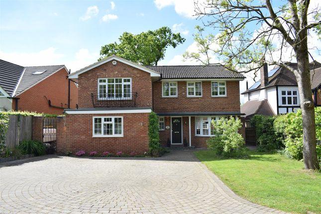 Thumbnail Detached house for sale in Forest Crescent, Ashtead