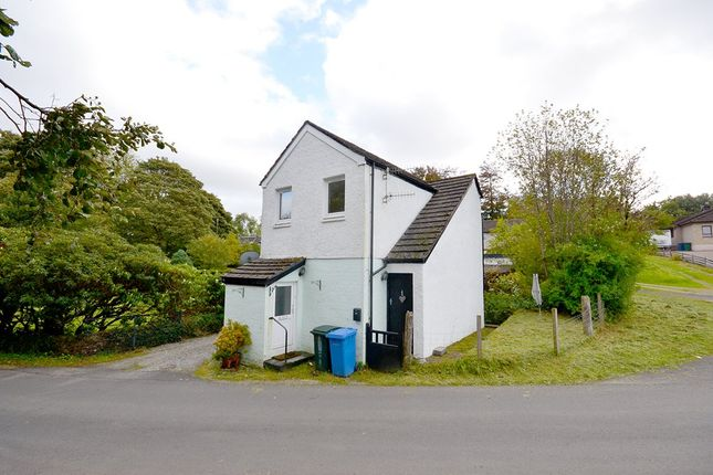 Thumbnail Flat for sale in Bradley Apartment, Taynuilt, Argyll
