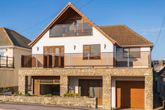 Thumbnail Detached house for sale in Dalmeny Road, Hengistbury Head, Southbourne, Dorset