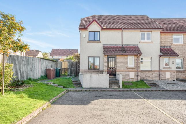 Thumbnail 2 bed end terrace house for sale in The Murrays Brae, Liberton, Edinburgh