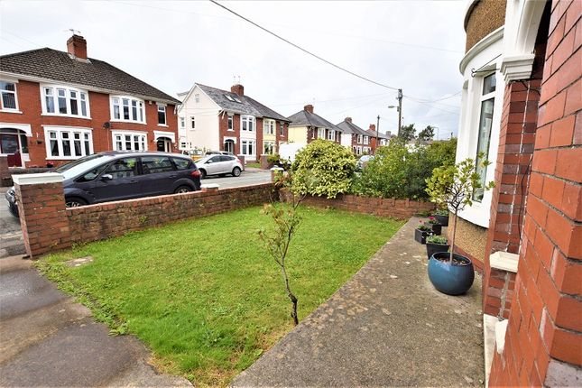 Front Garden of Homelands Road, Rhiwbina, Cardiff. CF14