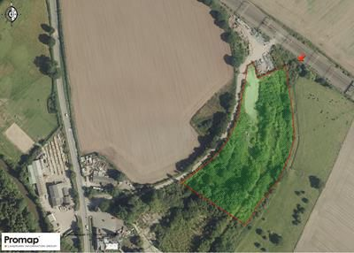 Thumbnail Land to let in Sewage Cottages, Mancetter Road, Hartshill, Nuneaton