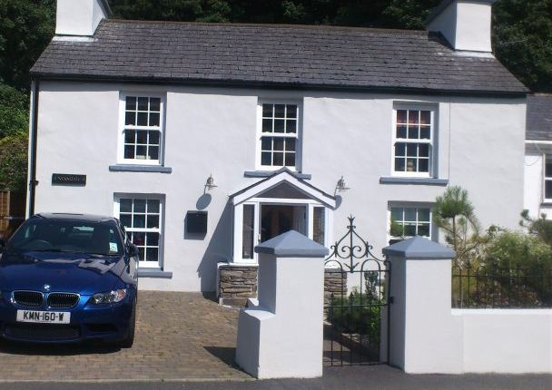 Thumbnail Detached house to rent in Verndale, Glen Road, Laxey