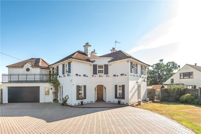 Thumbnail Detached house for sale in Bournemouth Road, Blandford St. Mary, Blandford Forum, Dorset