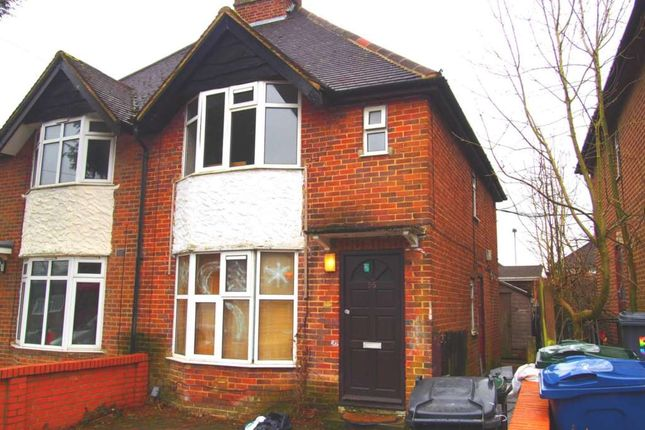 Thumbnail Semi-detached house to rent in Spearing Road, High Wycombe