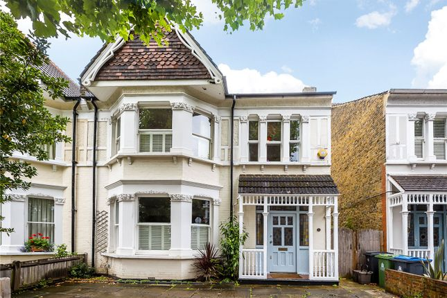 Thumbnail Semi-detached house for sale in Victoria Avenue, Surbiton
