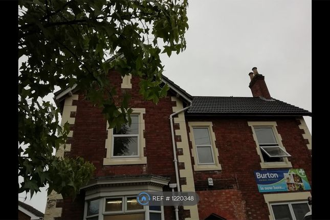 1 bed flat to rent in Ashby Road, Burton-On-Trent DE15
