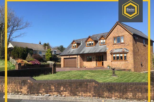 Thumbnail Detached house for sale in Pen-Y-Mynydd, Llanelli