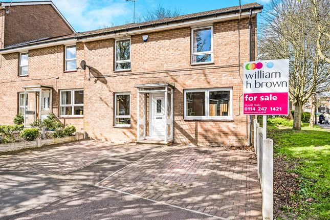 Thumbnail Semi-detached house for sale in Tannery Close, Woodhouse, Sheffield
