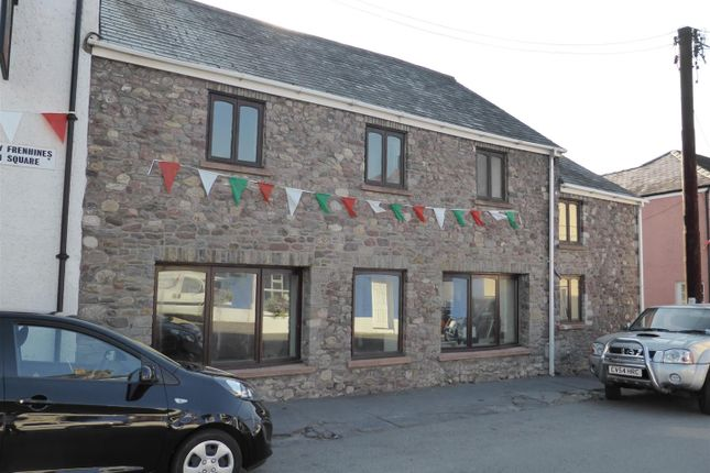 Thumbnail Semi-detached house for sale in Queens Square, Llangadog