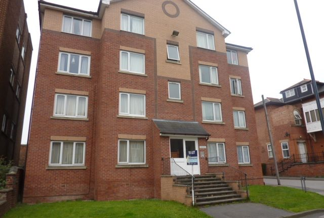 Thumbnail Flat to rent in The Milford, Uttoxeter New Road, Derby