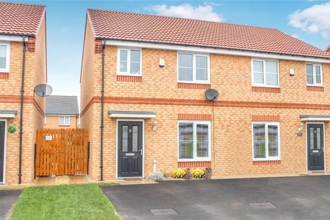 3 bed semi-detached house for sale in Elderwood Gardens, Middlesbrough TS6