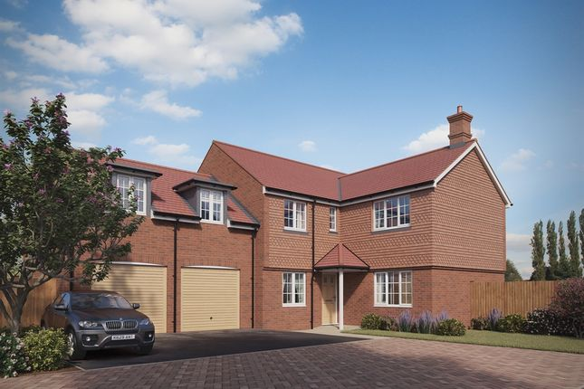 """5 bedroom detached house for sale in """"The Oxford"""" at Brookers Hill, Shinfield, Reading"""