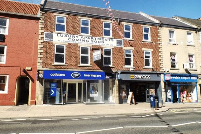 Thumbnail Flat to rent in Bridge Street, Morpeth