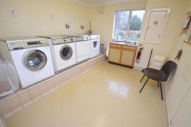 Laundry Room of Deeside Court, The Parade, Parkgate CH64