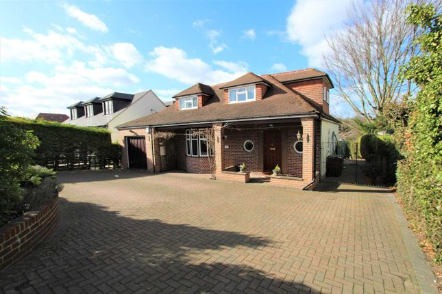 Thumbnail Detached house for sale in Wrotham Road, Istead Rise, Gravesend