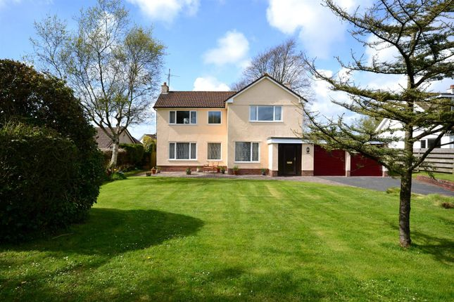 Thumbnail Detached house for sale in Freshwater East Road, Lamphey, Pembroke