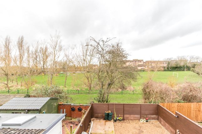 Rear Garden of Langley Way, Kettering, Northamptonshire NN15