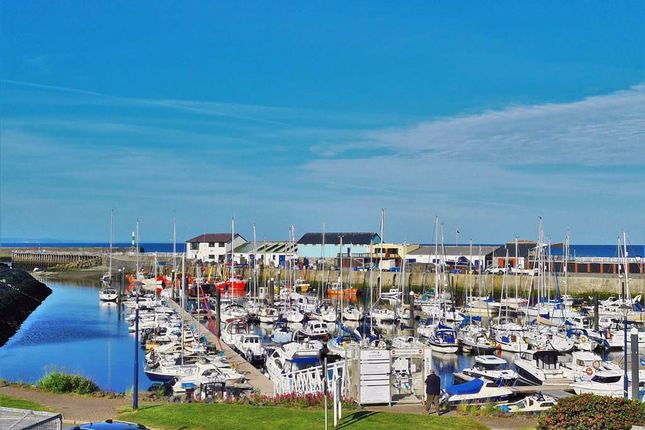 Thumbnail Flat for sale in Harbour Crescent, Trefechan, Aberystwyth