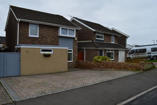 Thumbnail Detached house for sale in Monmouth Way, Llantwit Major
