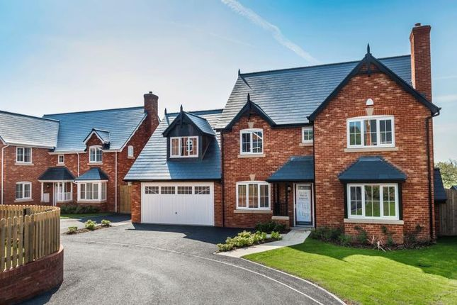 Thumbnail Detached house for sale in Elm Tree Park, Ashfield Terrace, Llanymynech