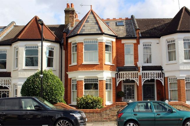 Thumbnail Terraced house for sale in Rosebery Road, Muswell Hill, London