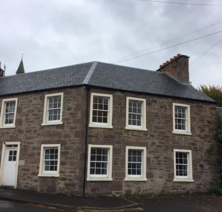 Thumbnail Flat to rent in Burrell Street, Crieff