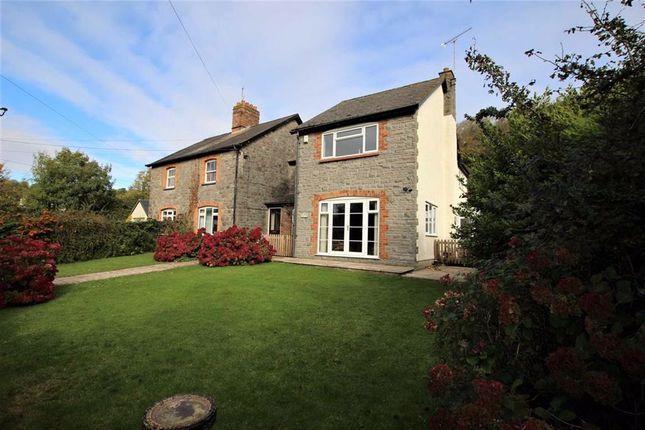 Thumbnail Semi-detached house for sale in Bridgwater Road, Bleadon, Weston-Super-Mare