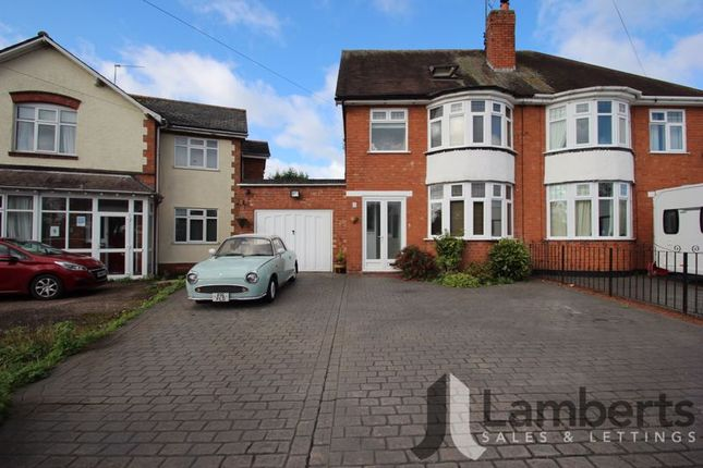 Front View of Crooks Lane, Studley B80