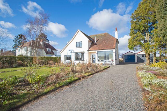 Thumbnail Detached house for sale in Whitelea Road, Burrelton