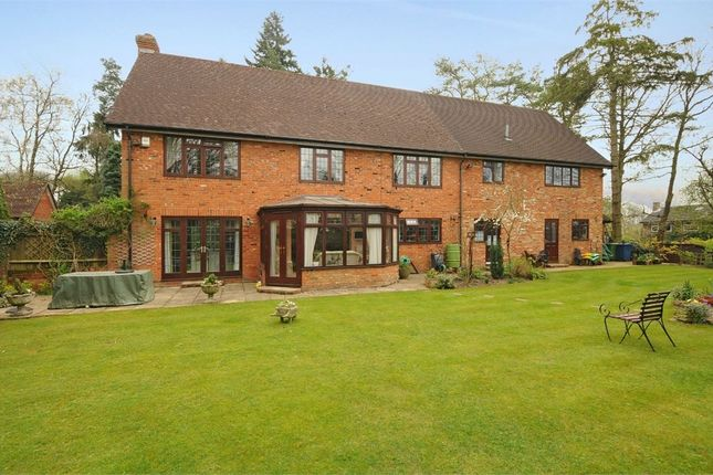Thumbnail Detached house for sale in Woodbank Drive, Chalfont St Giles