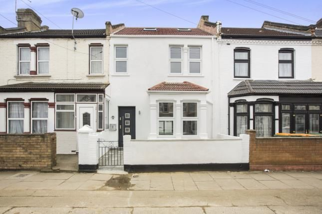 Thumbnail Terraced house for sale in Forest Gate, London, England