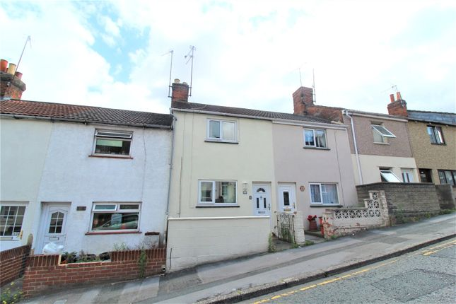 Thumbnail Terraced house to rent in Eastcott Hill, Swindon, Wiltshire