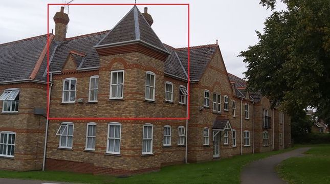 Thumbnail Flat for sale in Lavenham Court, Botolph Green, Peterborough