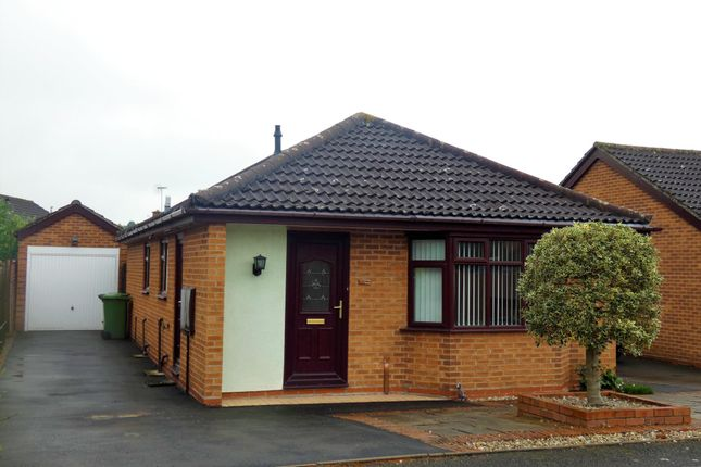Thumbnail Bungalow to rent in Country Meadows, Market Drayton