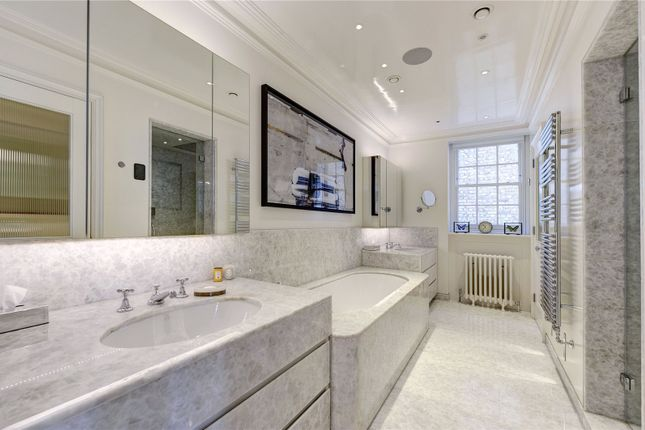 Master Bathroom of The Little Boltons, London SW10
