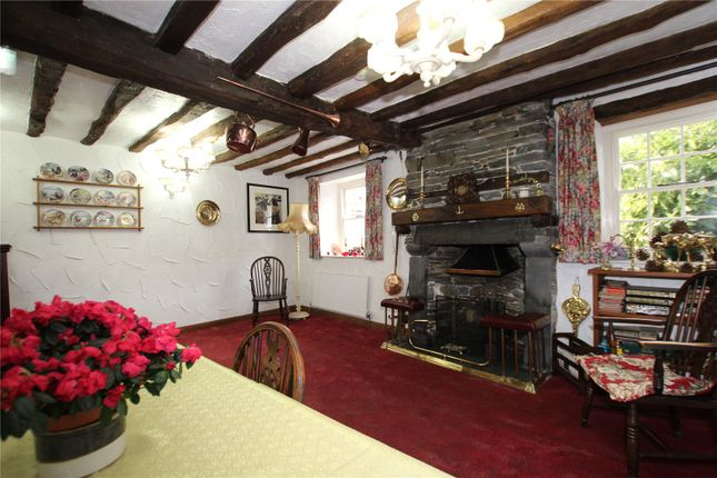 Lounge of Ann Tysons House, Wordsworth Street, Hawkshead, Ambleside, Cumbria LA22