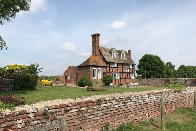 Thumbnail Farmhouse for sale in Chaceley, Tewkesbury, Gloucestershire