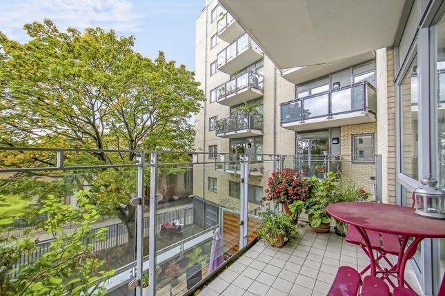 Balcony of Marine Street, Bermondsey, London SE16