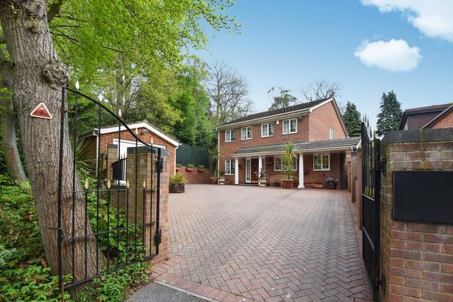 4 bed detached house for sale in London Road, Bracknell