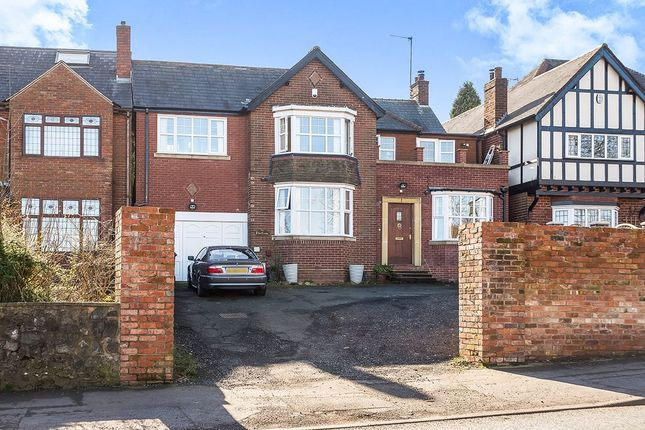Thumbnail Detached house for sale in Oakham Road, Dudley