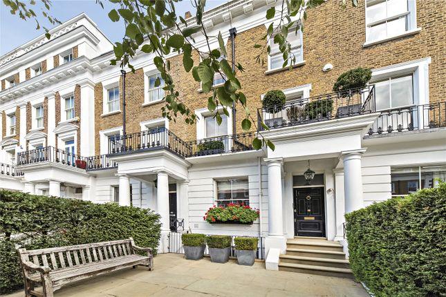 Thumbnail Terraced house to rent in Drayton Gardens, Chelsea, London