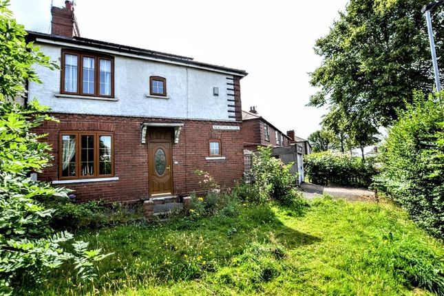 Thumbnail Semi-detached house for sale in Newtown Avenue, Cudworth, Barnsley