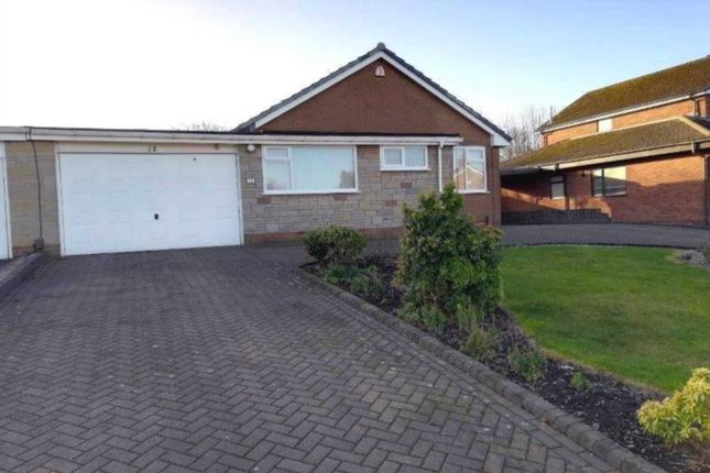 Thumbnail Bungalow for sale in Amberley Close, Bolton